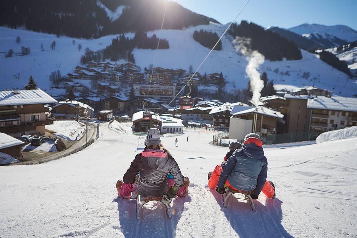 Landhaus Sankt Georg - Winter Activities
