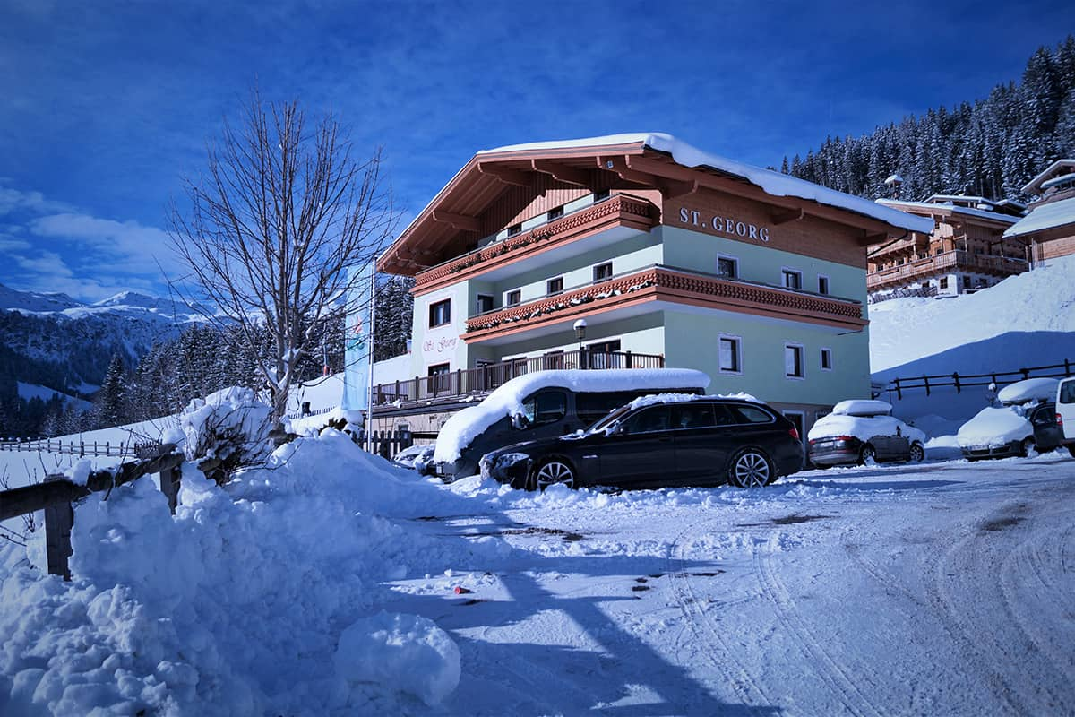 Landhaus Sankt Georg - Winterurlaub